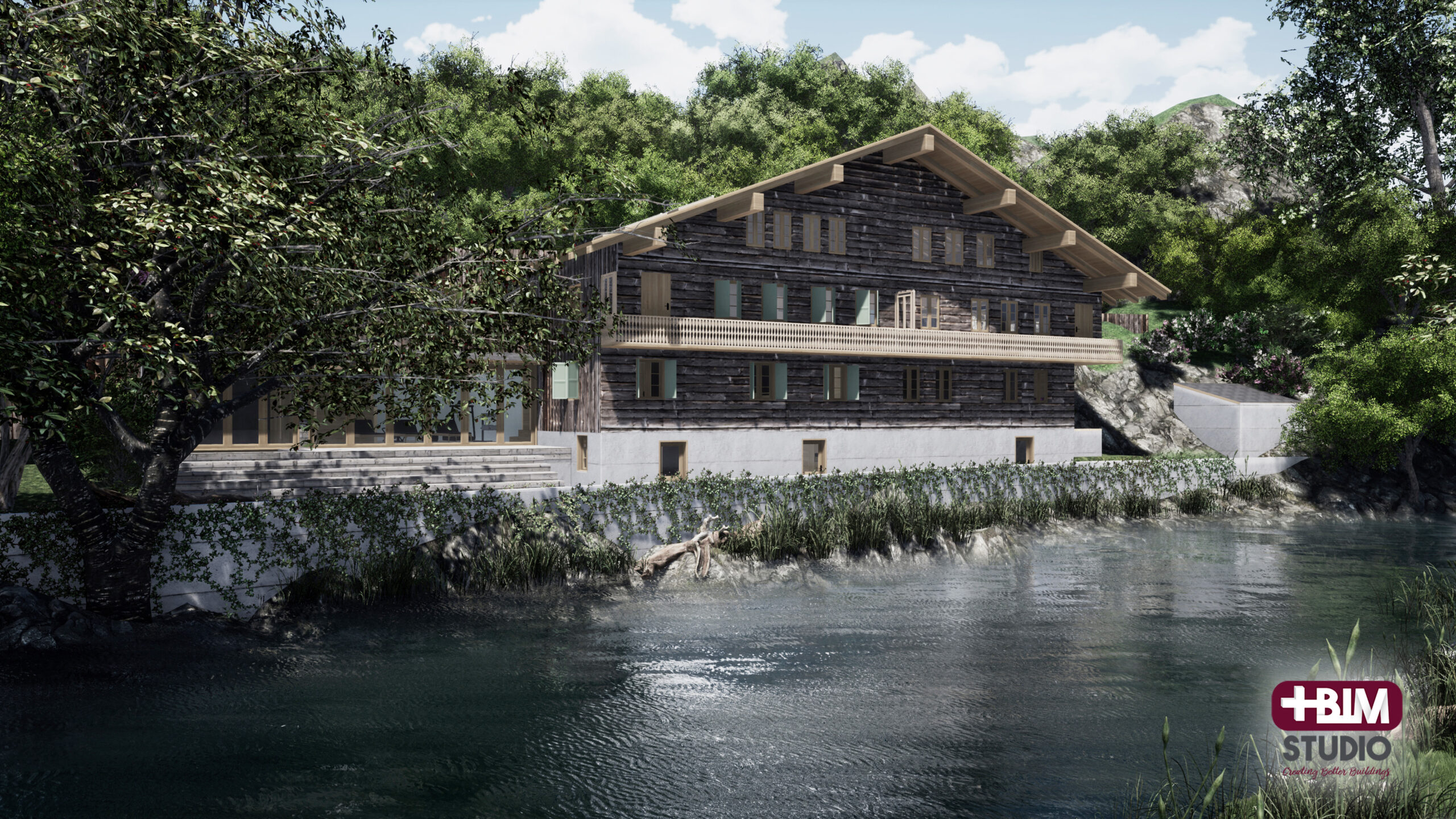 Vivienda unifamiliar – Gstaad – Suiza