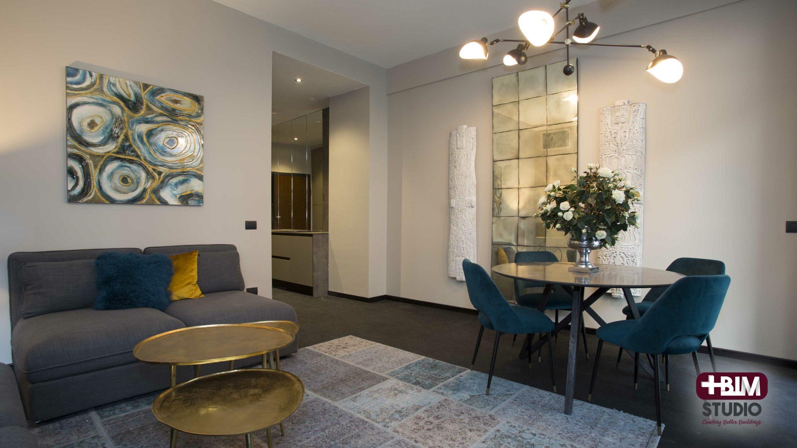 Apartamentos – Milán