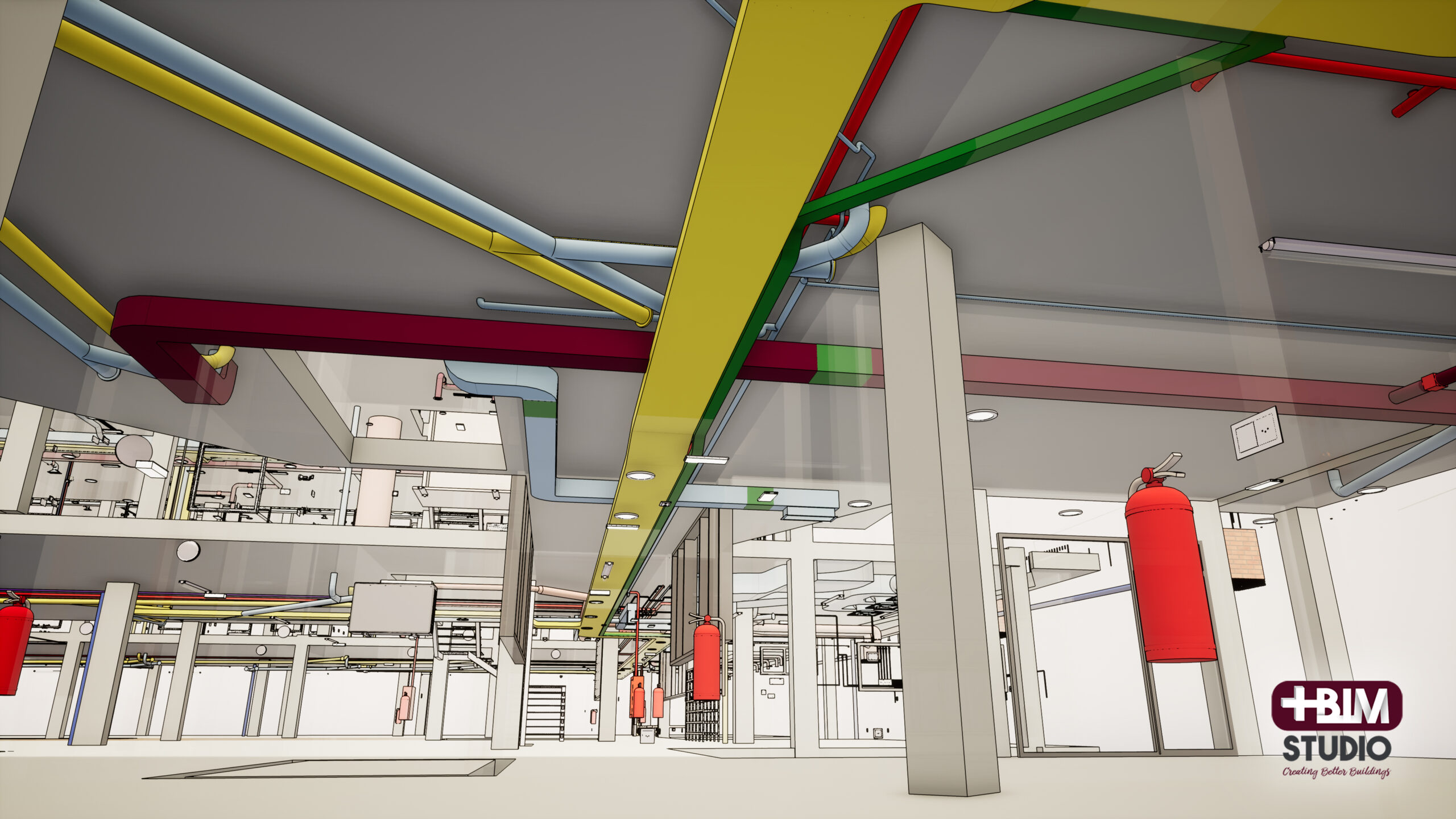 Modelado de instalaciones P1