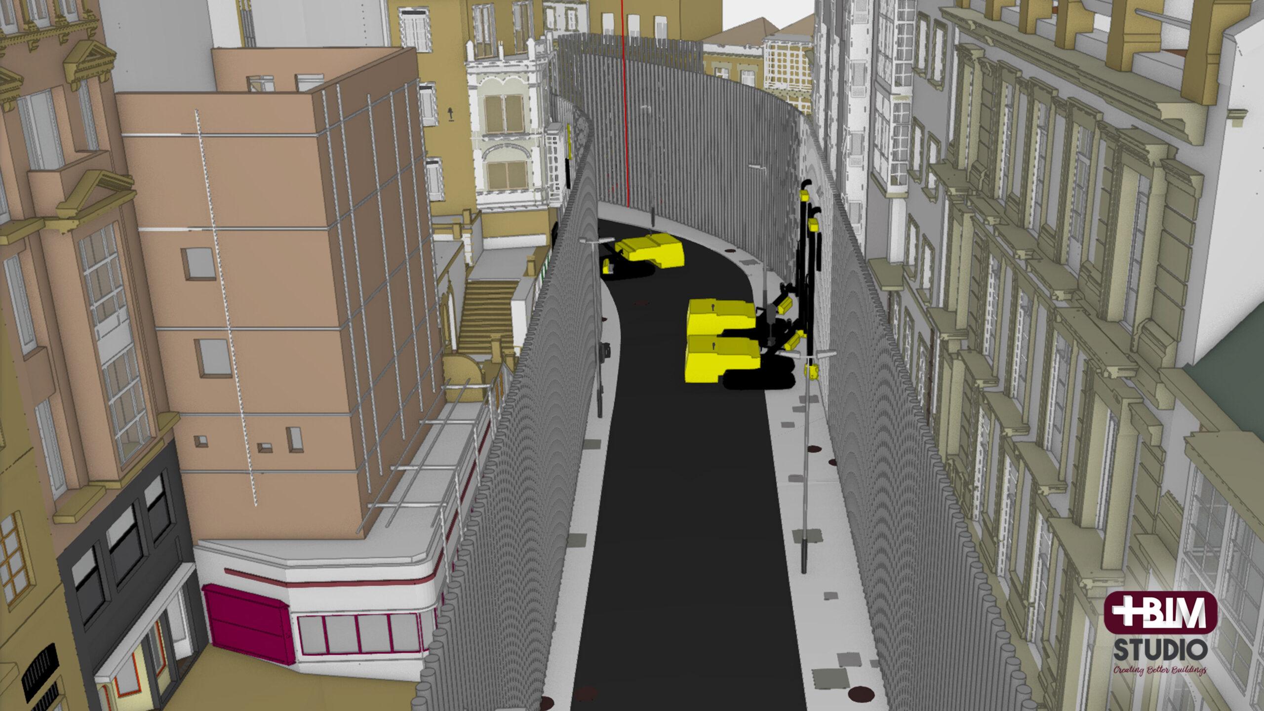 MASBIM - Reforma Urbana - Comprobación pilotes