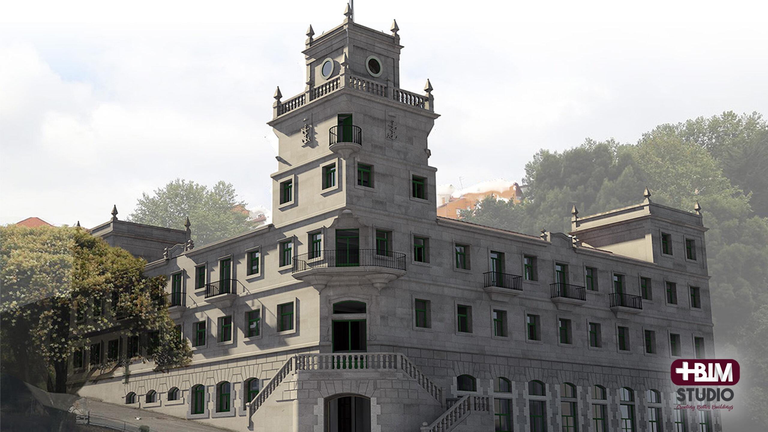 Edificio Faraday – Vigo