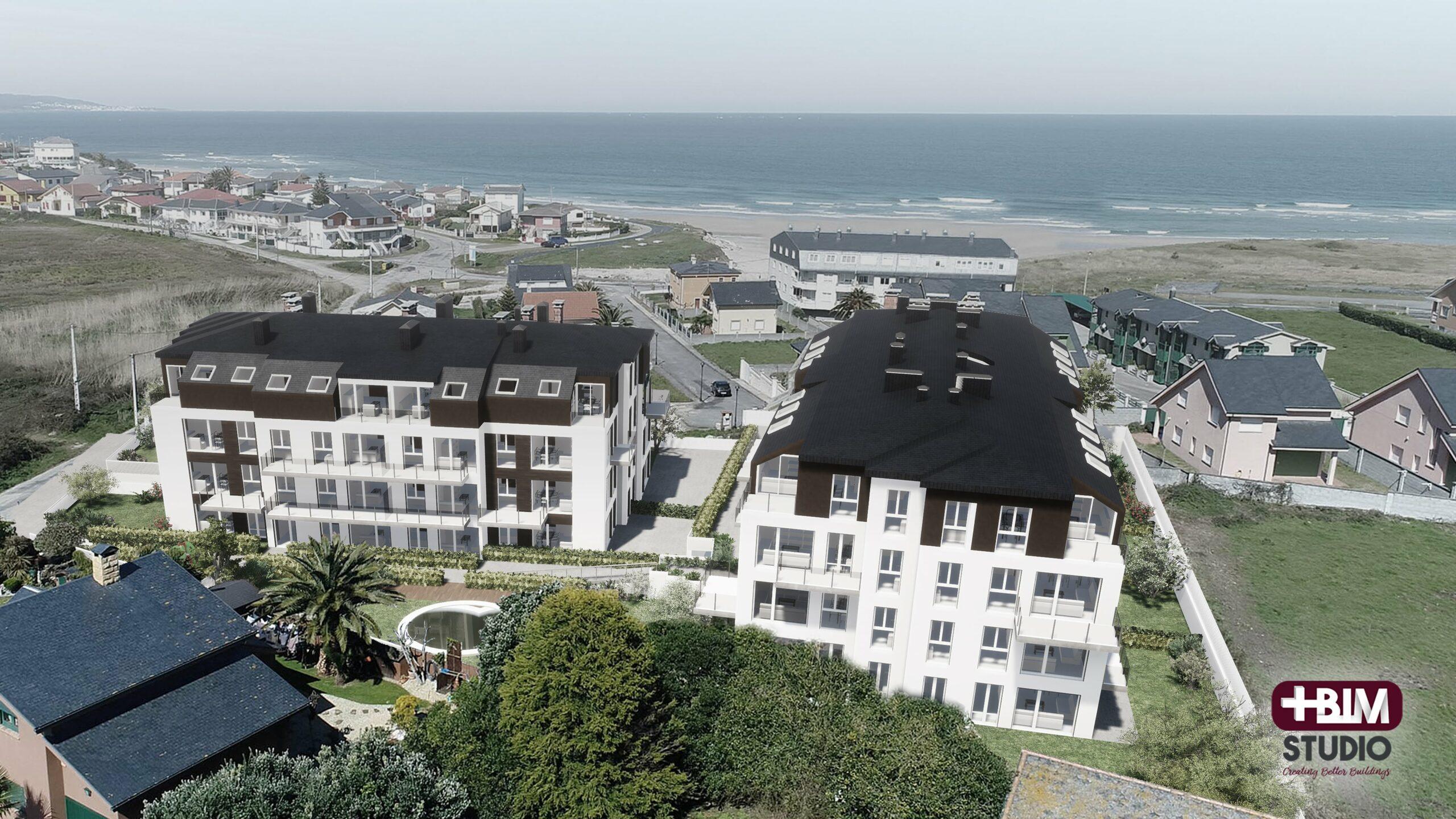 Urbanización residencial colectivo – Apartamentos Remior