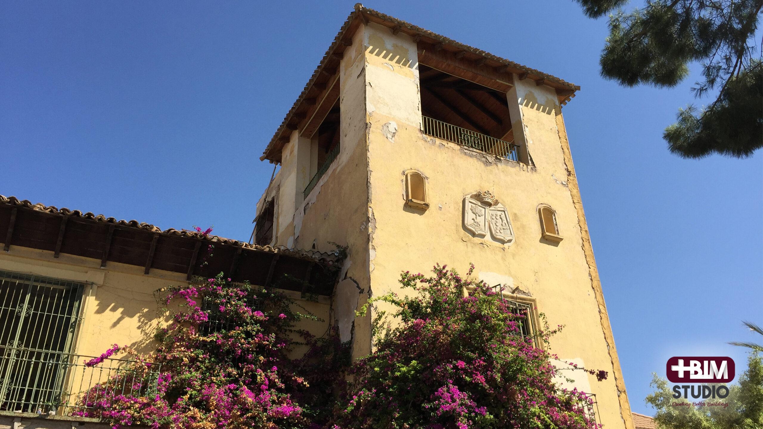 Estado existente edificio La Ladera – Murcia