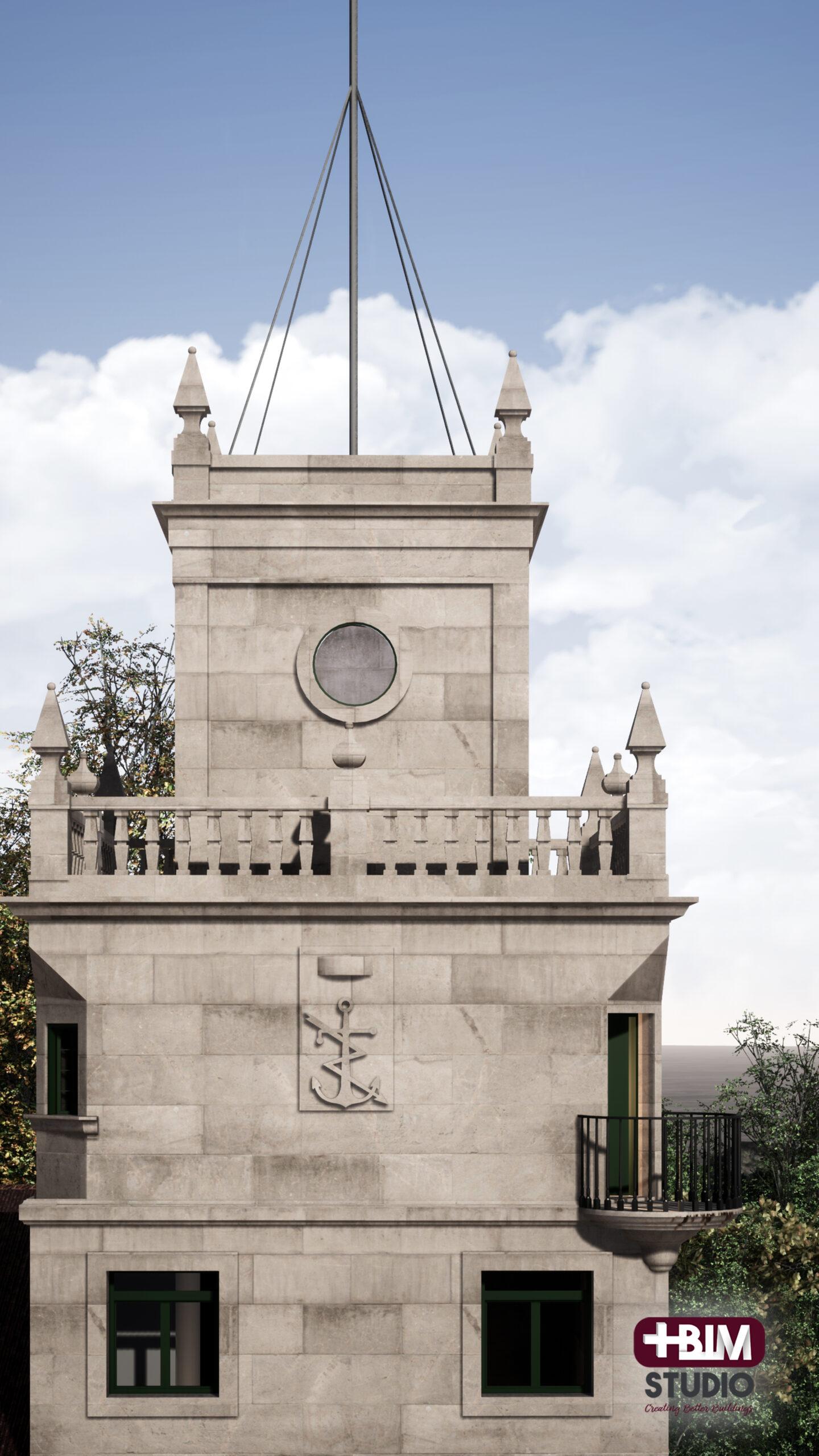 MASBIM - Faraday - Torre