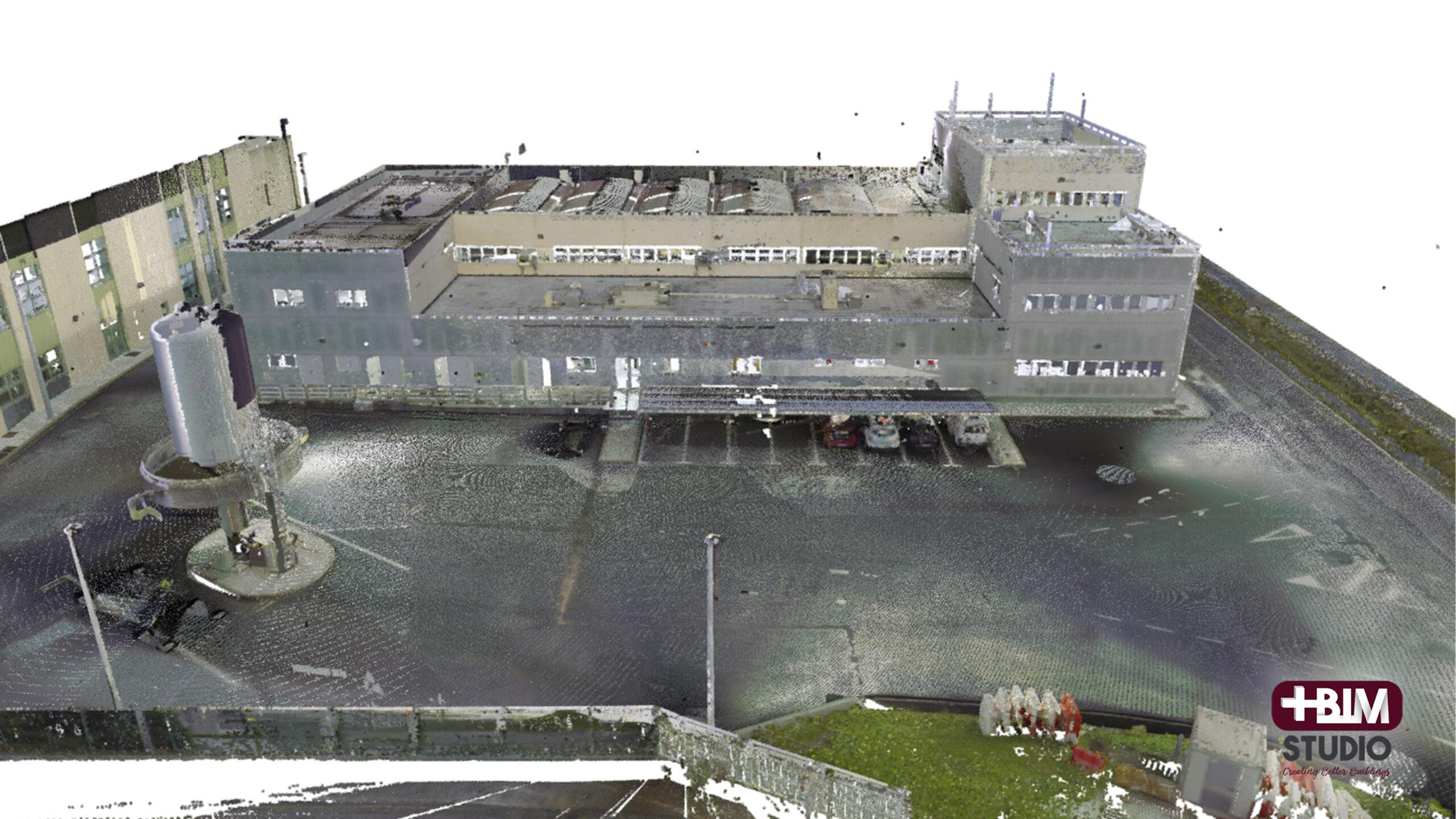 Edificio SEI – Lavacolla