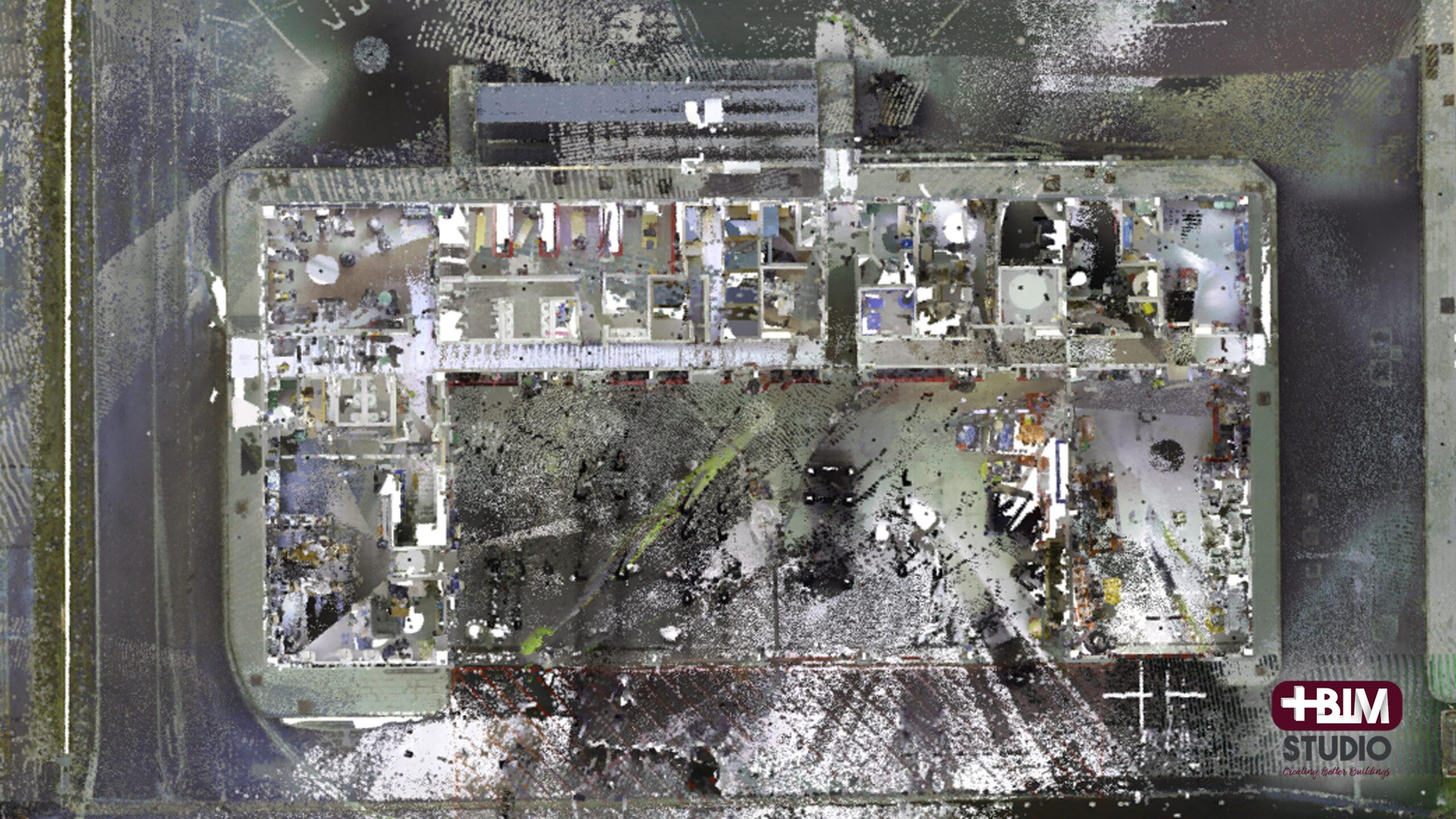 MASBIM - SEI - Nube de puntos